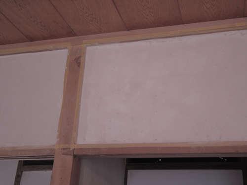 漆喰塗り プロのやった壁